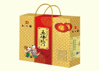五福临门礼盒