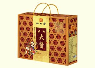 八大酱礼盒